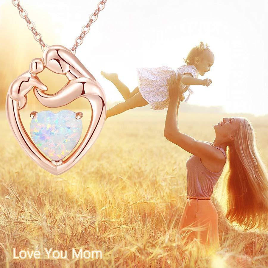 Colgante amor de madre ¡Se lo merece!