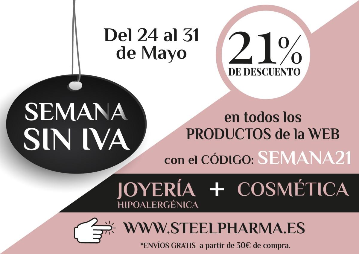 Oferta Steel Pharma